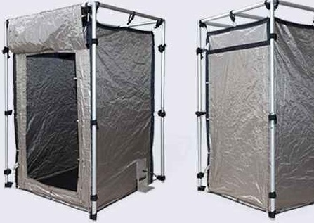 Select Fabricators - RF EMI Sheilded Tent Enclosures