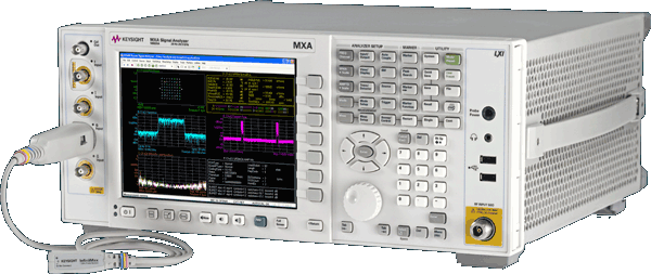 N9020A MXA Signal Analyzer
